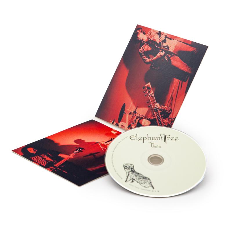 Elephant Tree - Theia CD Digisleeve