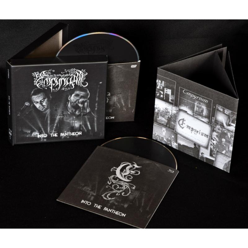 Empyrium - Into The Pantheon DVD+Blu-ray