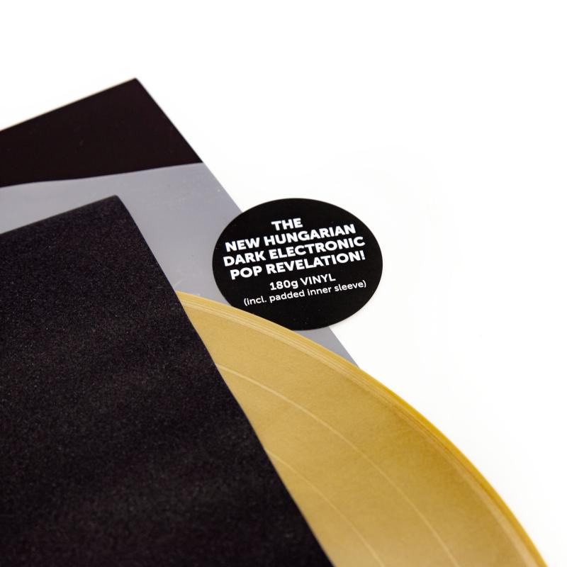 Black Nail Cabaret - Gods Verging On Sanity Vinyl LP     Gold
