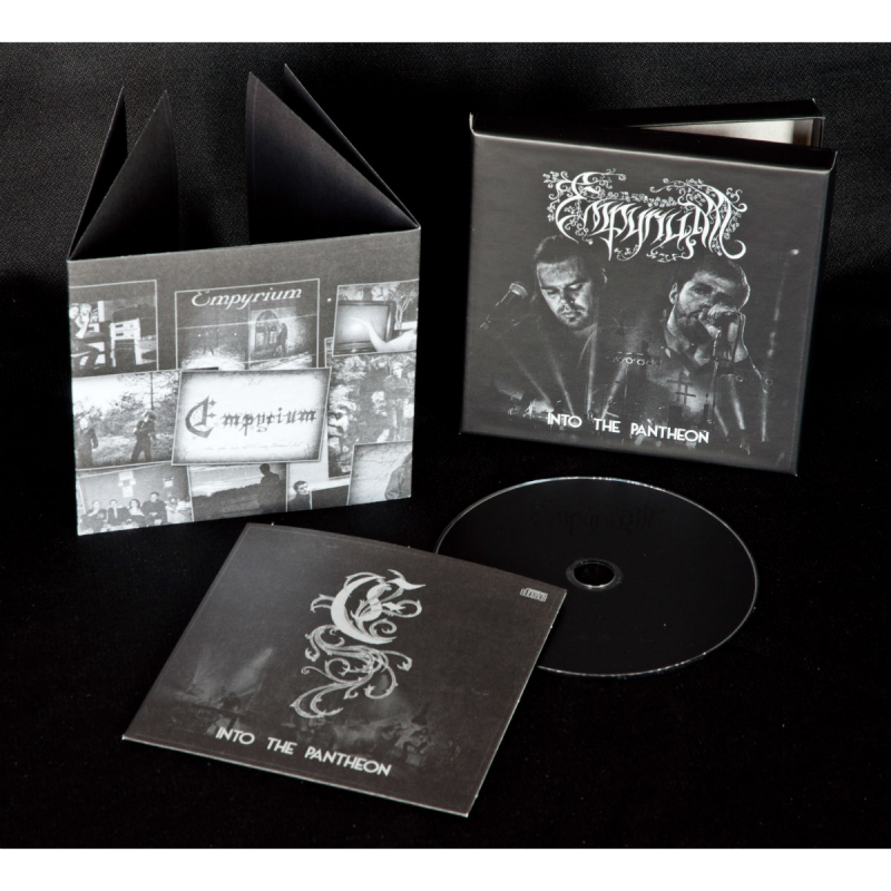 Empyrium - Into The Pantheon CD