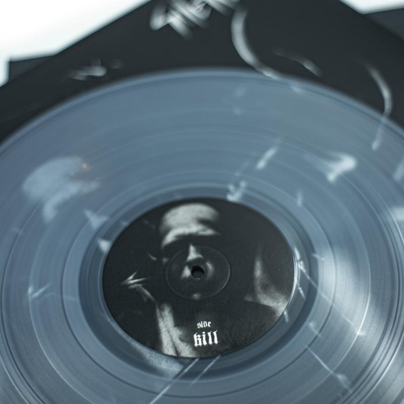 Silencer - Death, Pierce Me Vinyl Gatefold LP  |  Clear