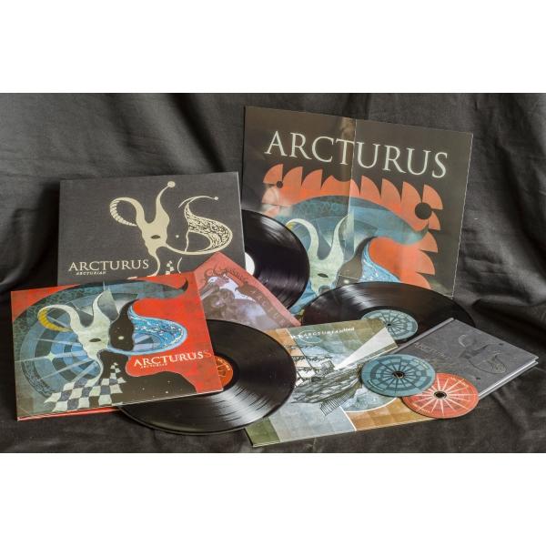 Arcturus - Arcturian Complete Box