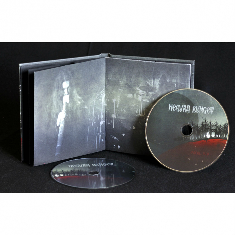 Negura Bunget - Focul Viu DVD Digibook
