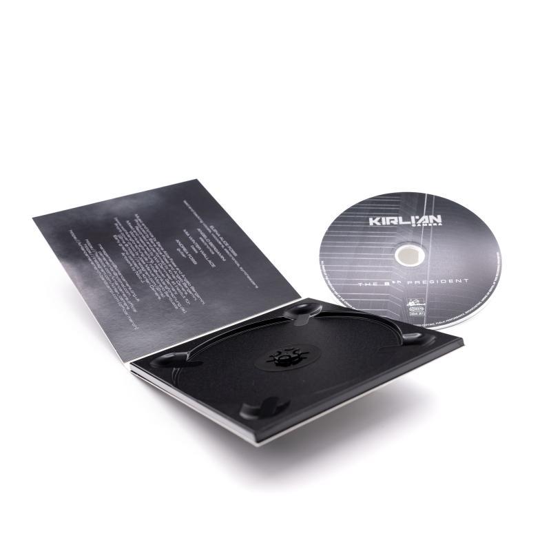 Kirlian Camera - The 8th President CD Digipak