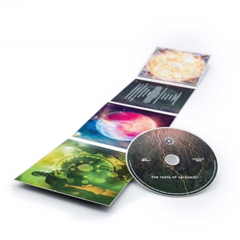 This Morn' Omina - The Roots Of Saraswati CD Digipak