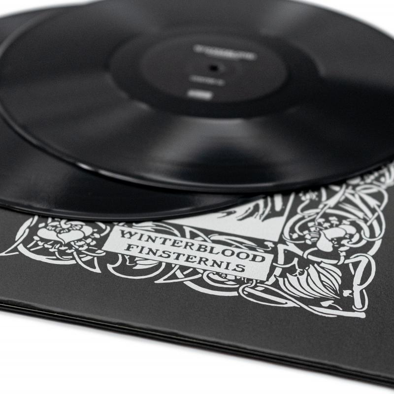 Winterblood - Finsternis Vinyl 2-LP Gatefold  |  Black